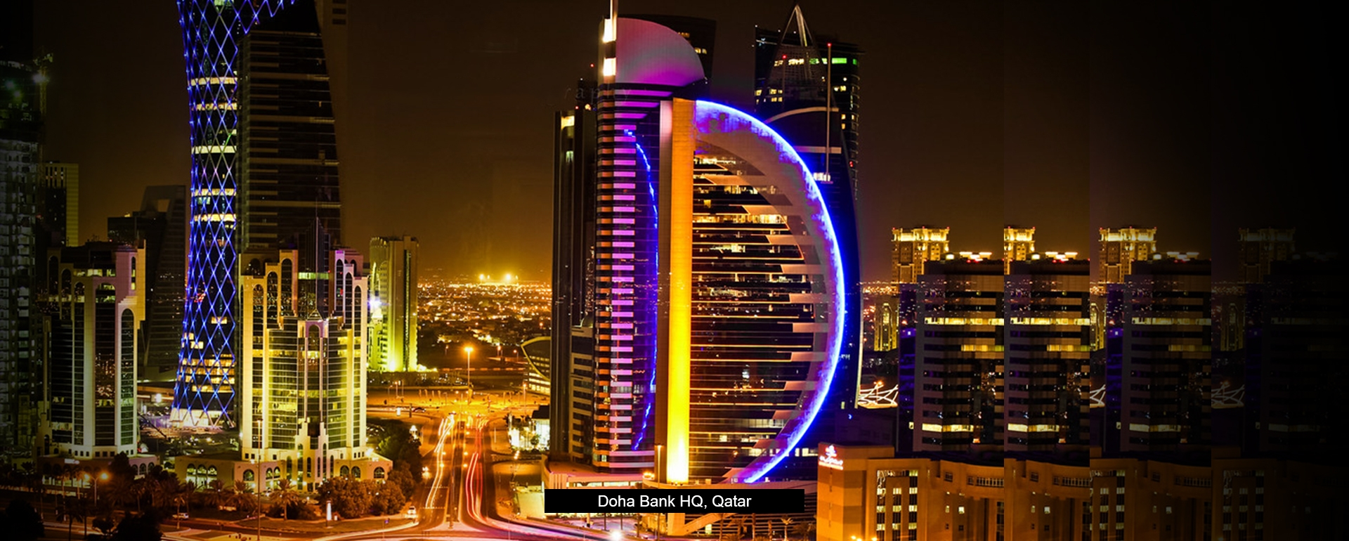 Doha Bank HQ
